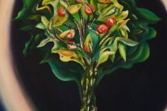 L'albero parla a chi lo sa scoltare – rappresentazione reale del dialogo della natura con noi. Legame che si tramanda fin dai tempi della mela di Adamo ed Eva
