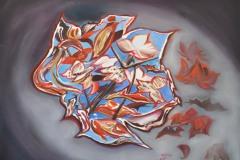 linguaggio-eterno-della-vita-90x70-2009